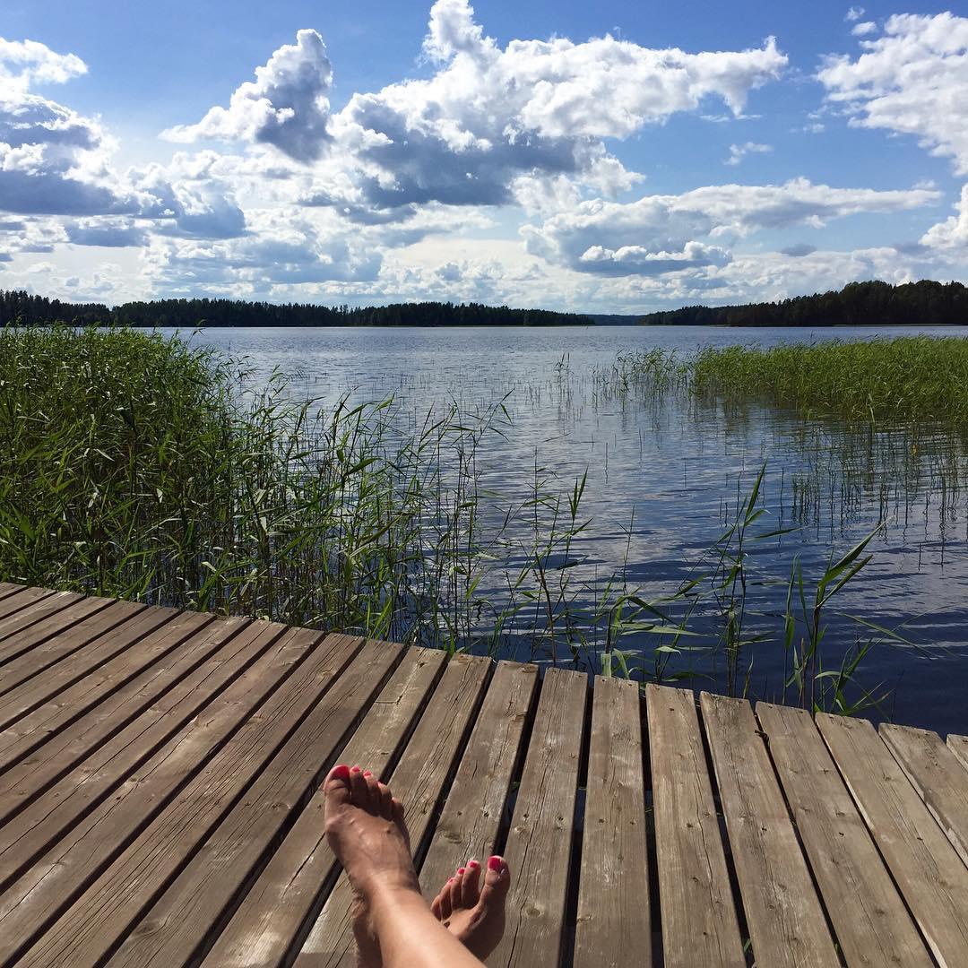 fresh air finland