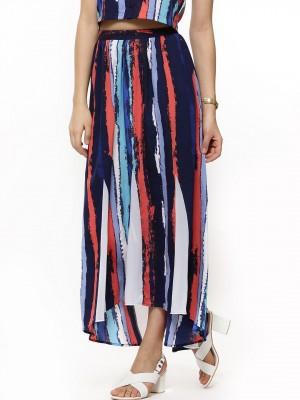 KOOVS Insert Detail Maxi Skirt