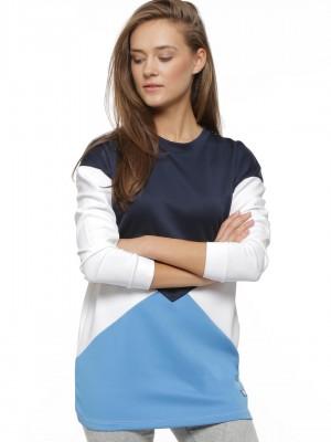 VOI JEANS Longline Sweatshirt