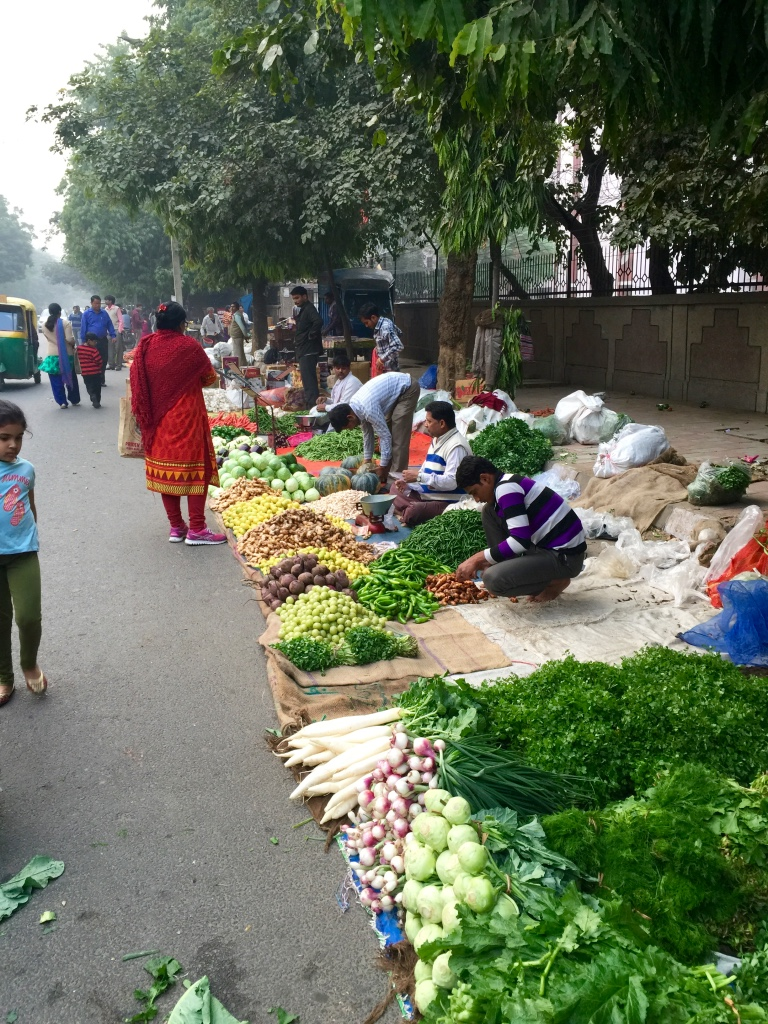 vegetable bazaar saket