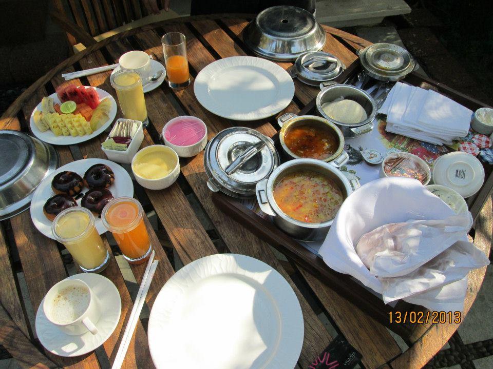 Goa Breakfast