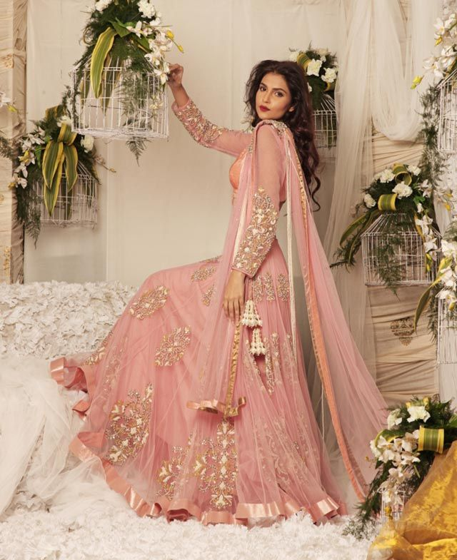 Latest-indian-wedding-dresses-2015