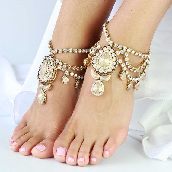 Latest-Traditional-Anklets-2015-16-for-Bridals-1