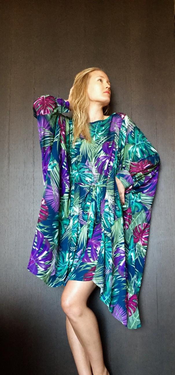 Henry Holland for Koovs palm print dress