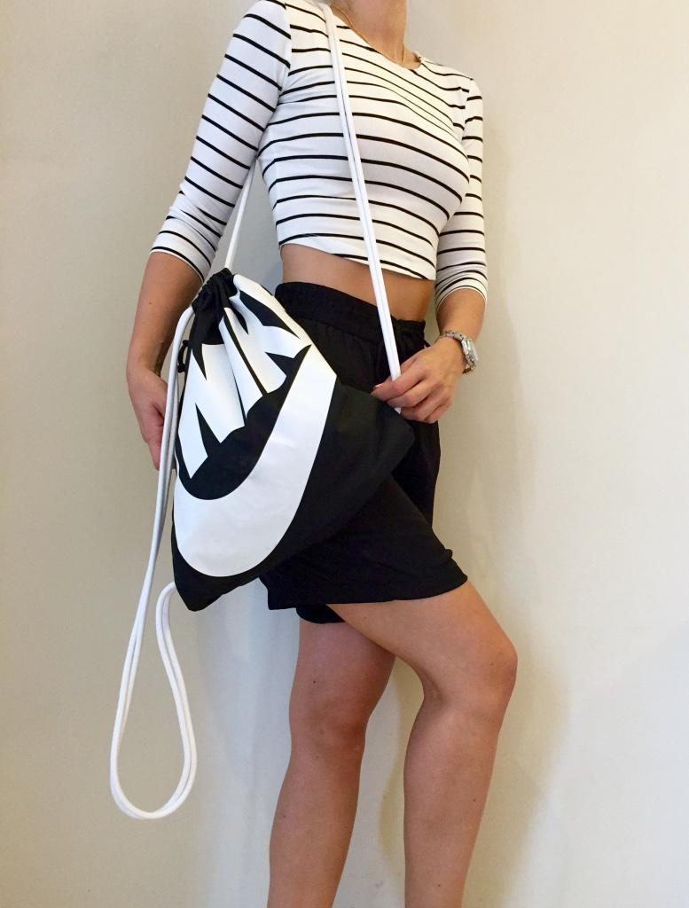 Nike backbag outfit