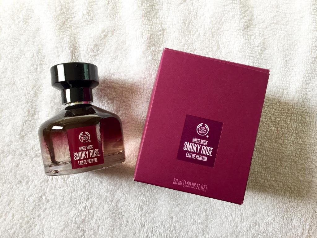 White Musk Smoky Rose Parfum