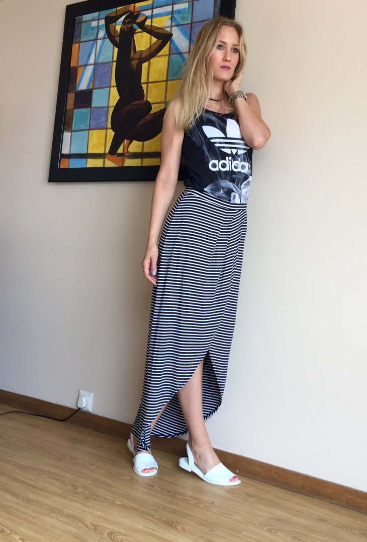 Sporty Twist outfit
