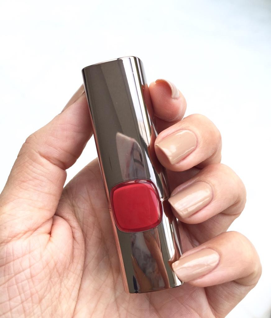 L'Oreal Moist Matte Lipstick in Lincoln Rose