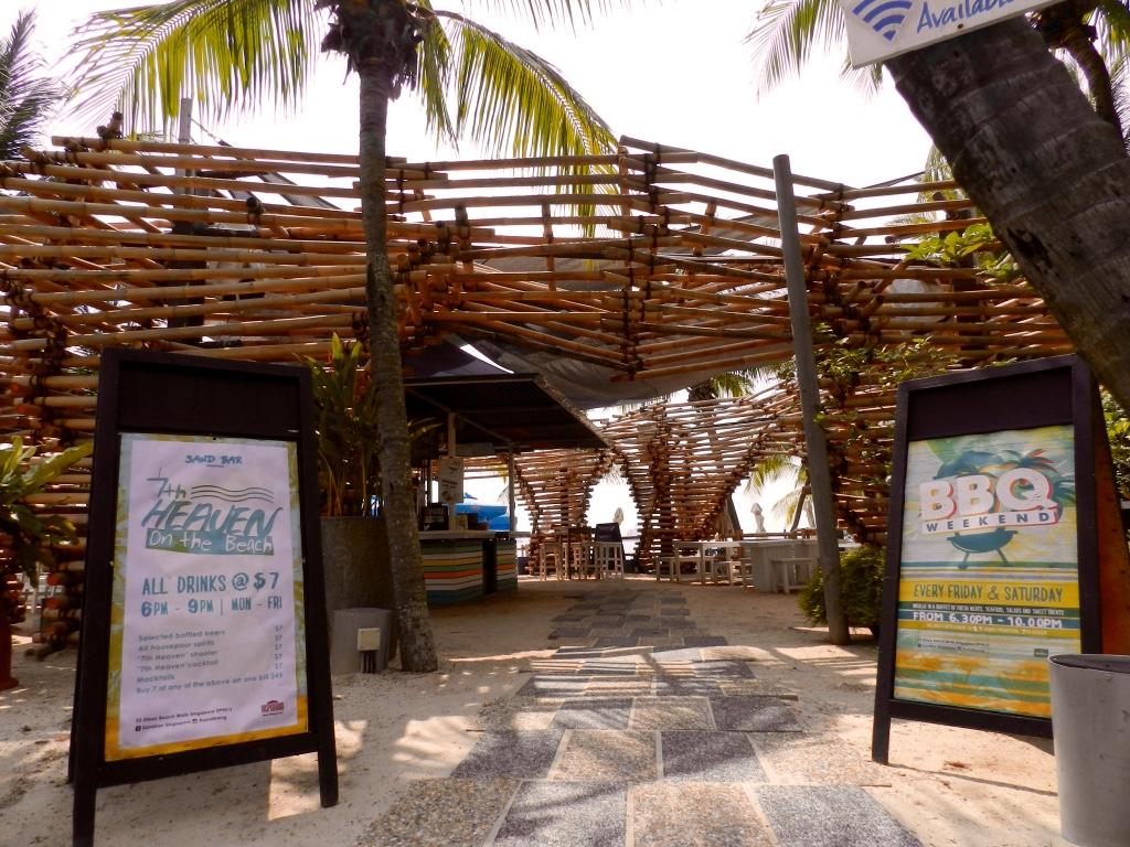 Beach Bar, Sentosa