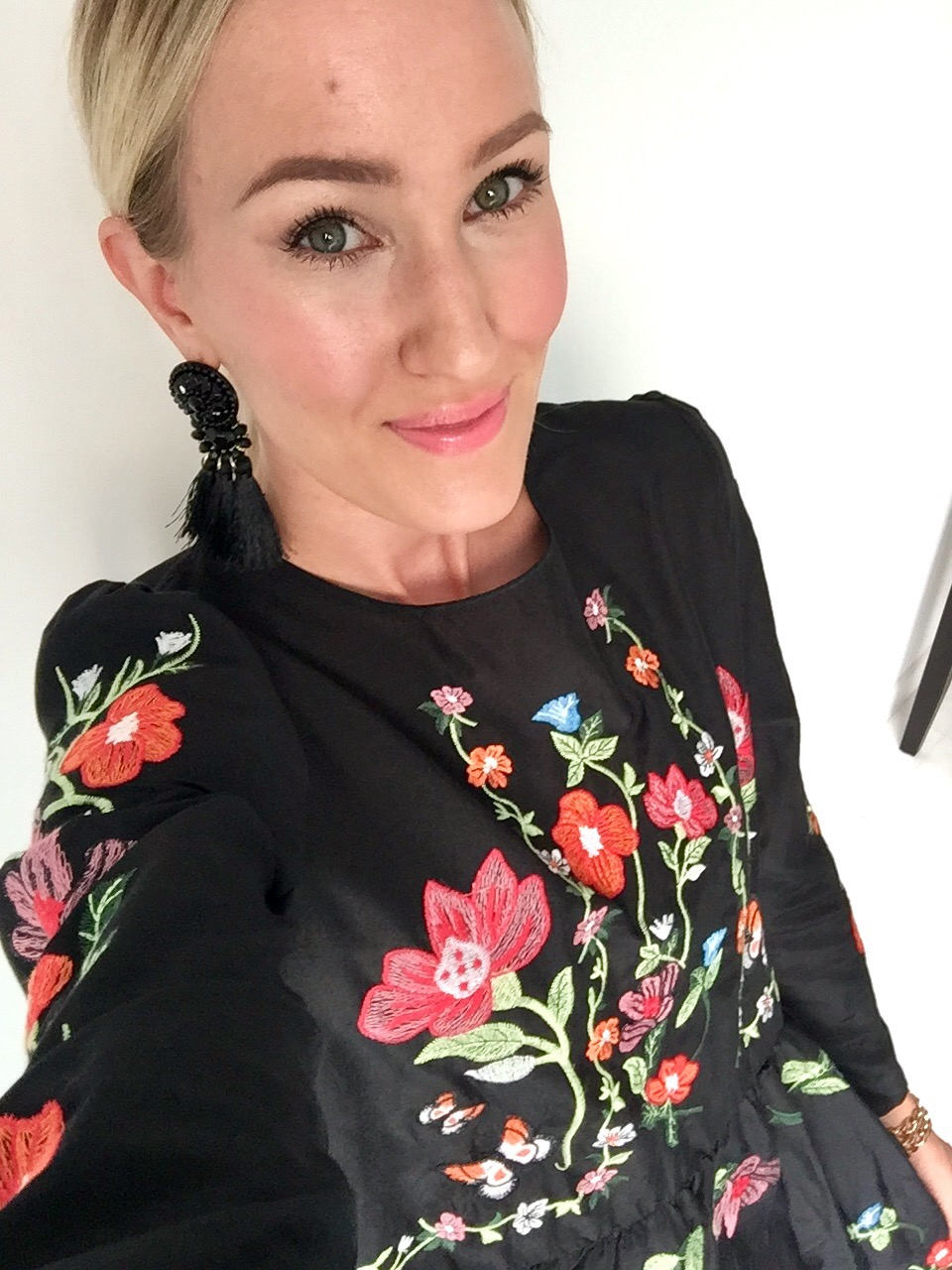 Zara mekko ja H&M korvakorut
