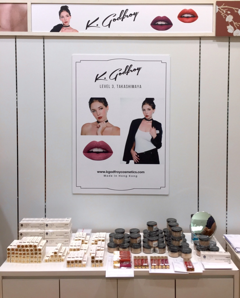 K.Godfroy Cosmetics