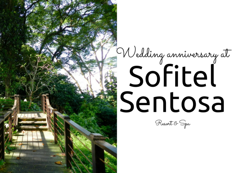 Sofitel Sentosa resort & spa blogger findianlife