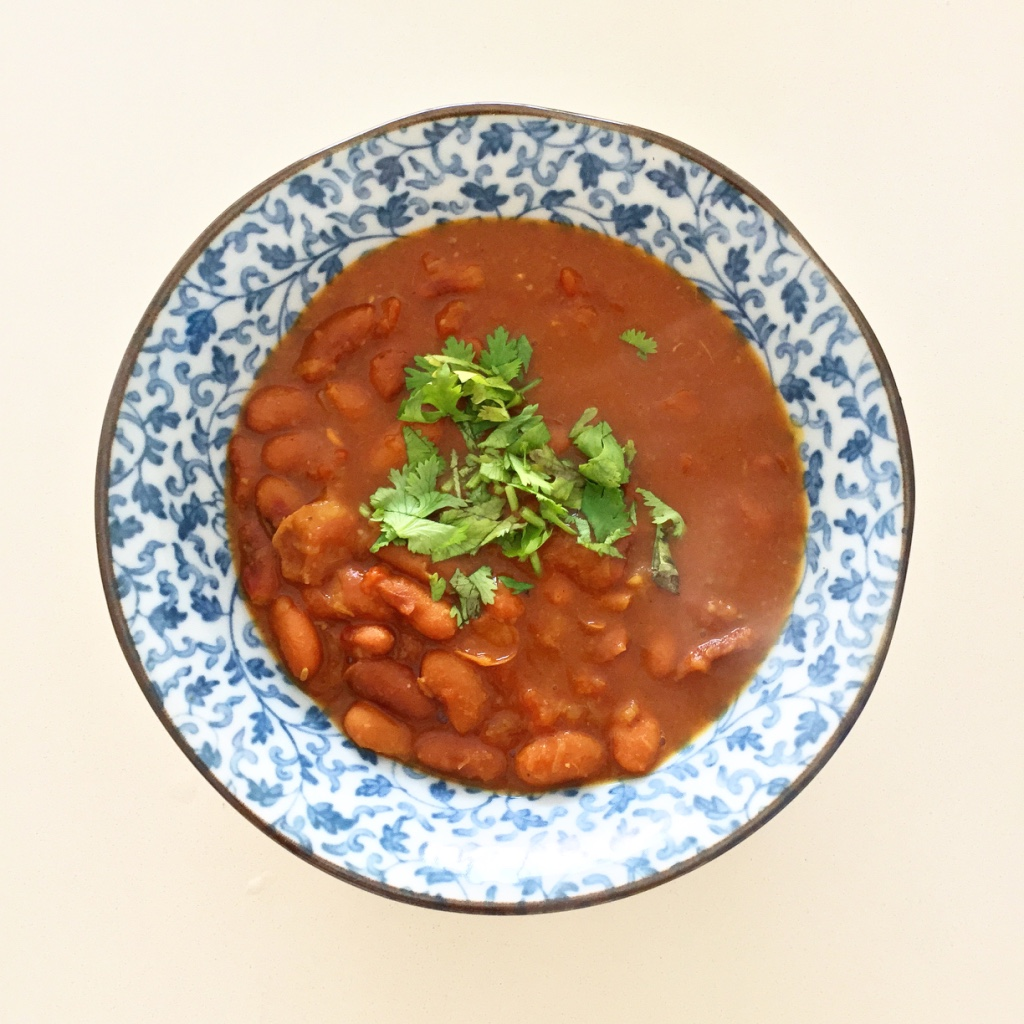 Indian rajma recipe, kidney bean curry blogger Findianlife