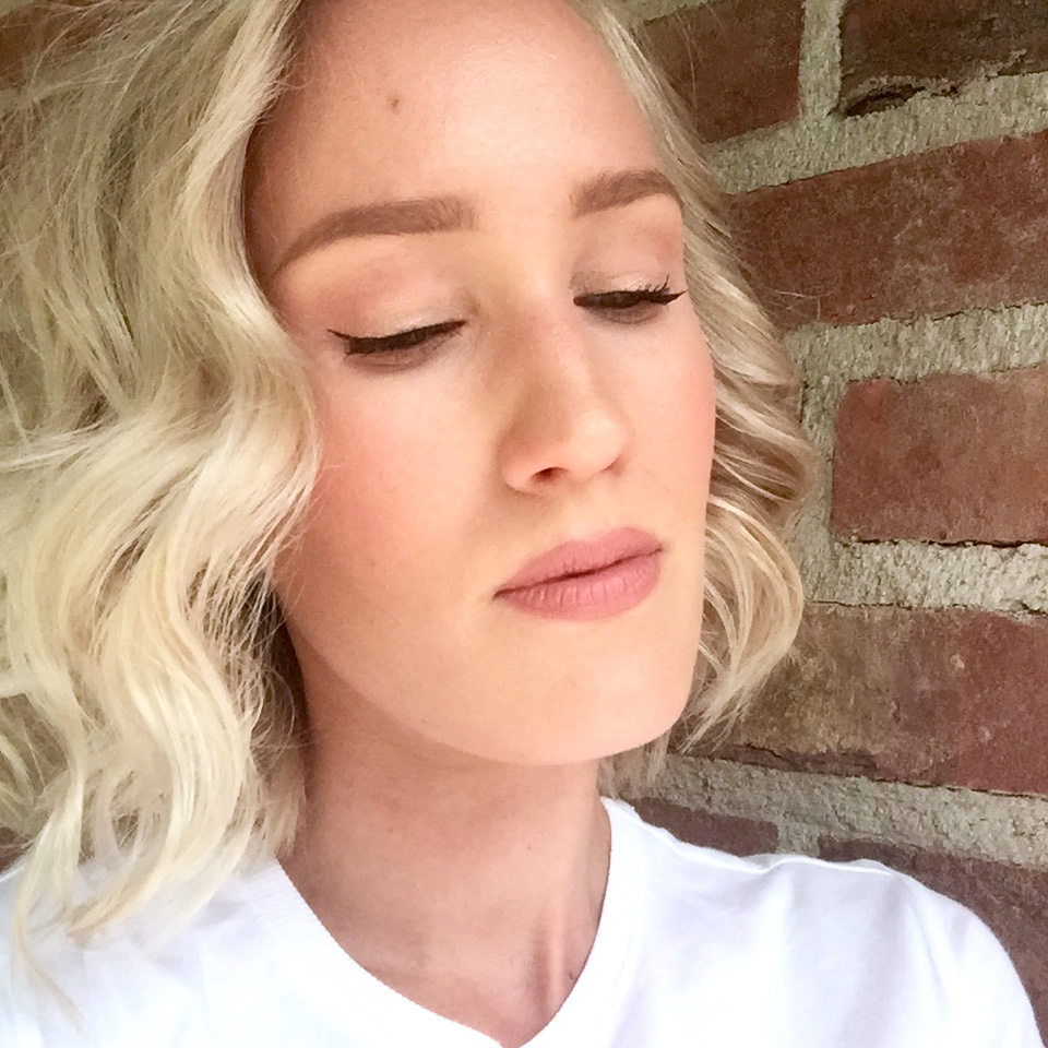 Nude makeup look for summer blog Findianlife