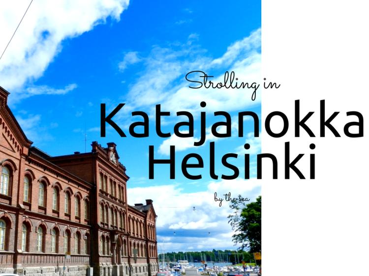 Katajanokka Helsinki seaside blogger Findianlife