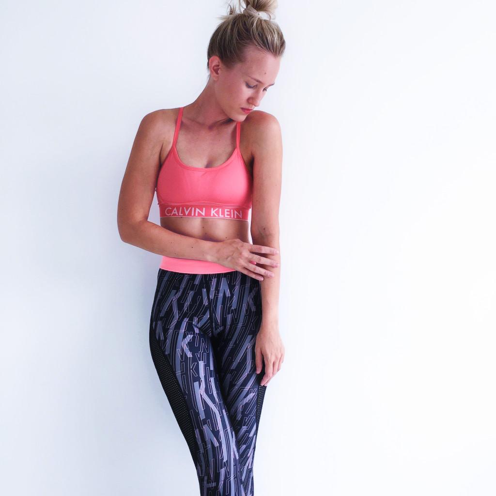 Nike sportswear Calvin Klein sports bra blog Findianlife