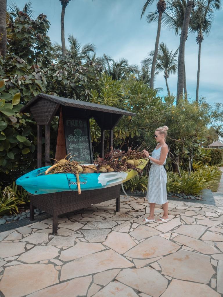Shangri-La's Rasa Sentosa Resort & Spa Photo by: Kathleen Godfroy