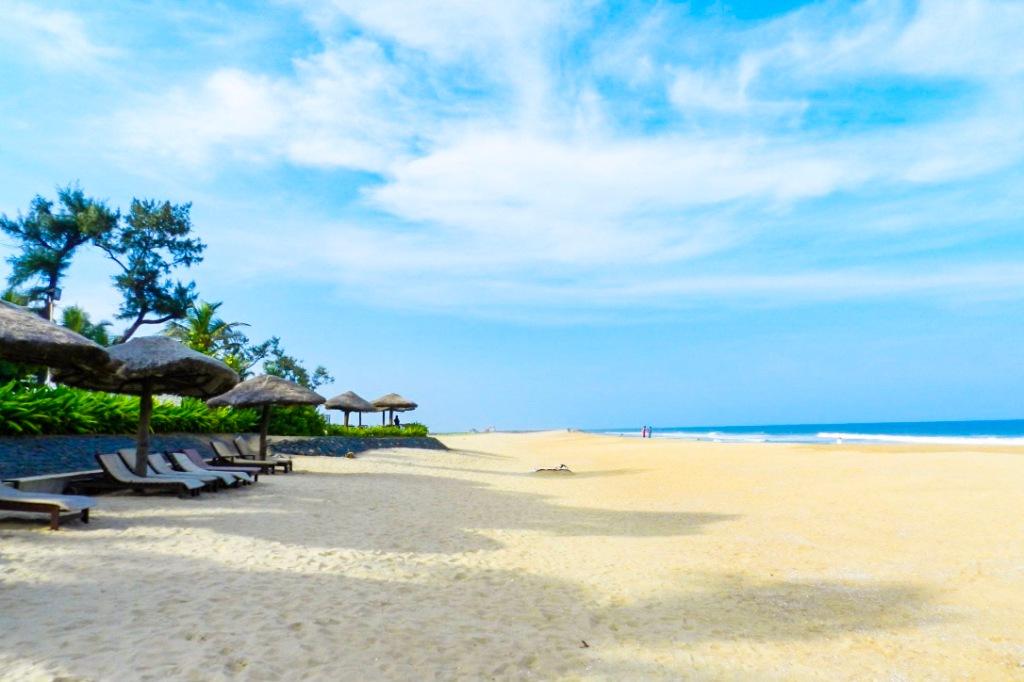 Covelong beach Vivanta by Taj Fisherman's Cove Chennai India