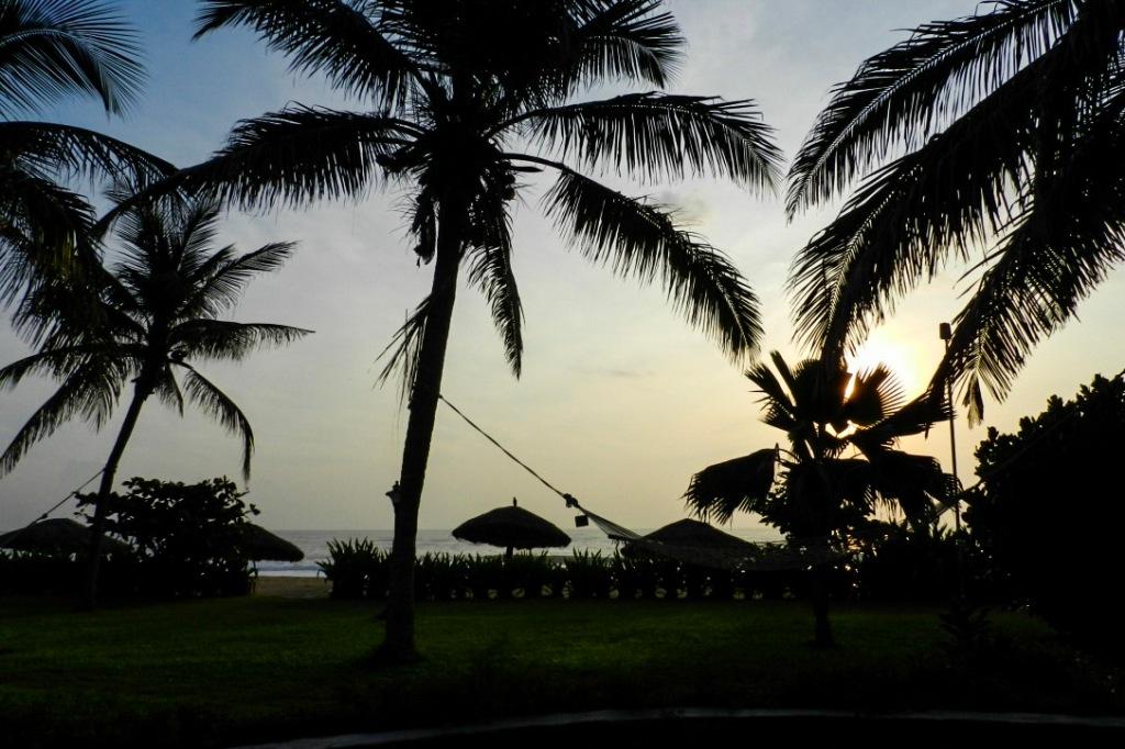 Sea view cottage Vivanta by Taj Fisherman's Cove Chennai India