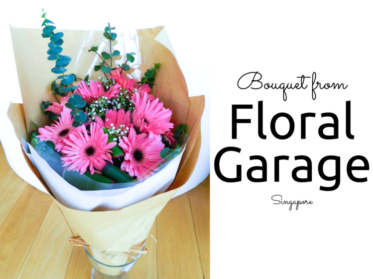 Floral Garage Singapore online flower & gift delivery