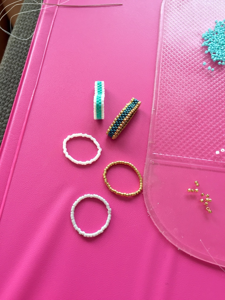 Travelling Beads handmade beaded jewellery