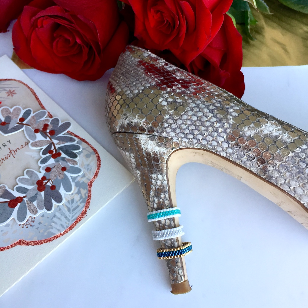 Travelling Beads handmade beaded jewellery gift idea