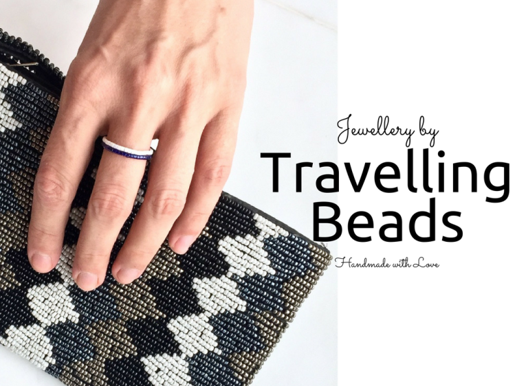 Travelling Beads handmade beaded jewellery by blogger Findianlife