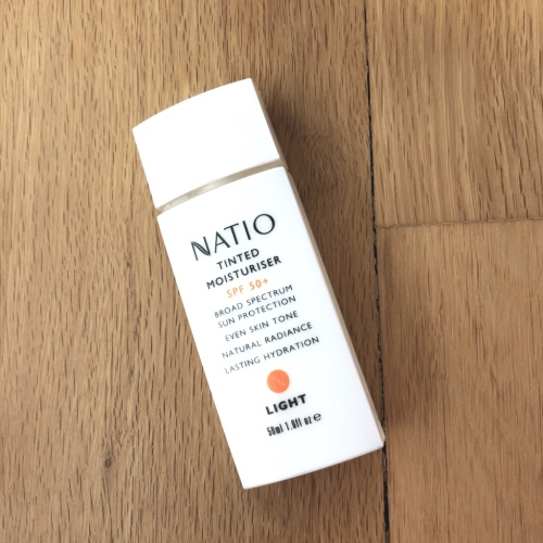 Natio tinted moisturizer review blog Findianlife
