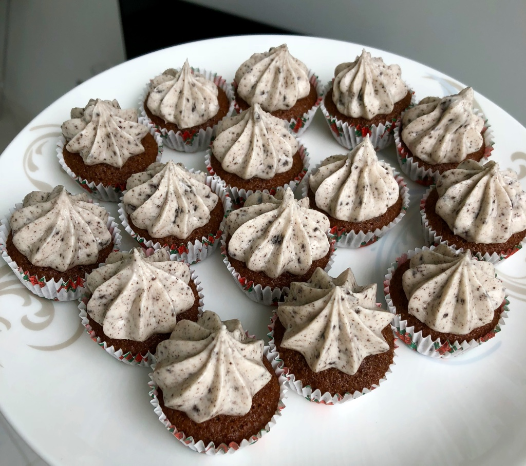 Oreo cupcakes recipe blog Findianlife